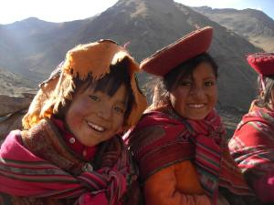 girls of the andes